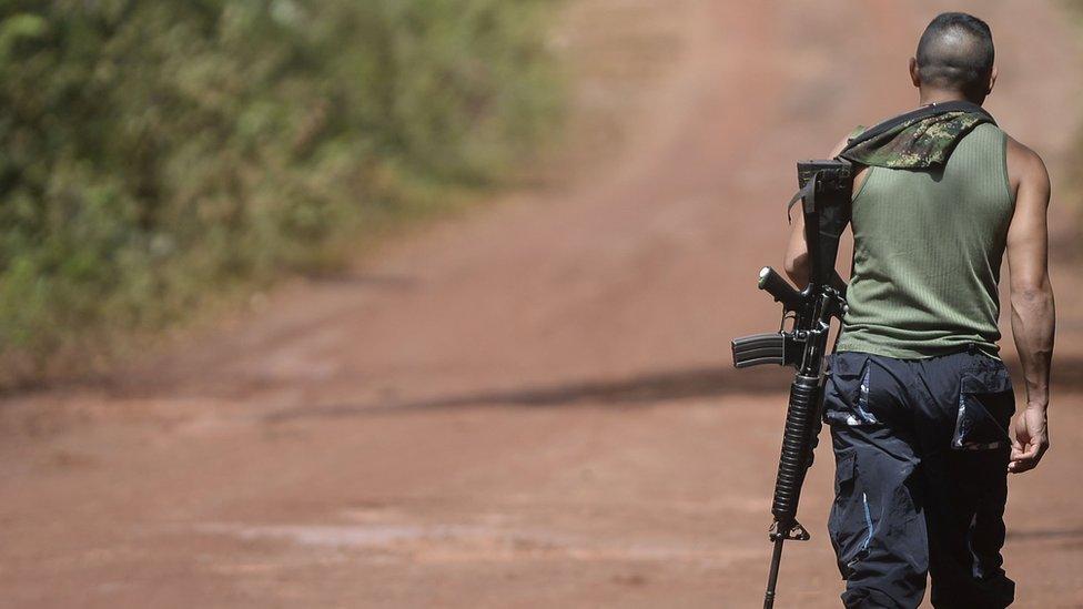 Colombia: las FARC entrega un tercio de sus armas a ONU