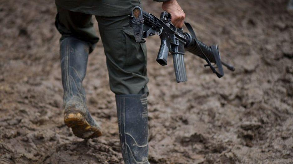 Las historias de 5 armas de guerra y cómo se cree que llegaron a las FARC