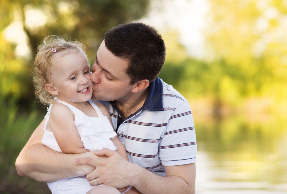 Un padre a 'todo dar'