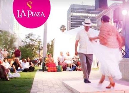 #BuenosDíasLA: Danza y son jarocho en La Plaza de Cultura y Artes este sábado