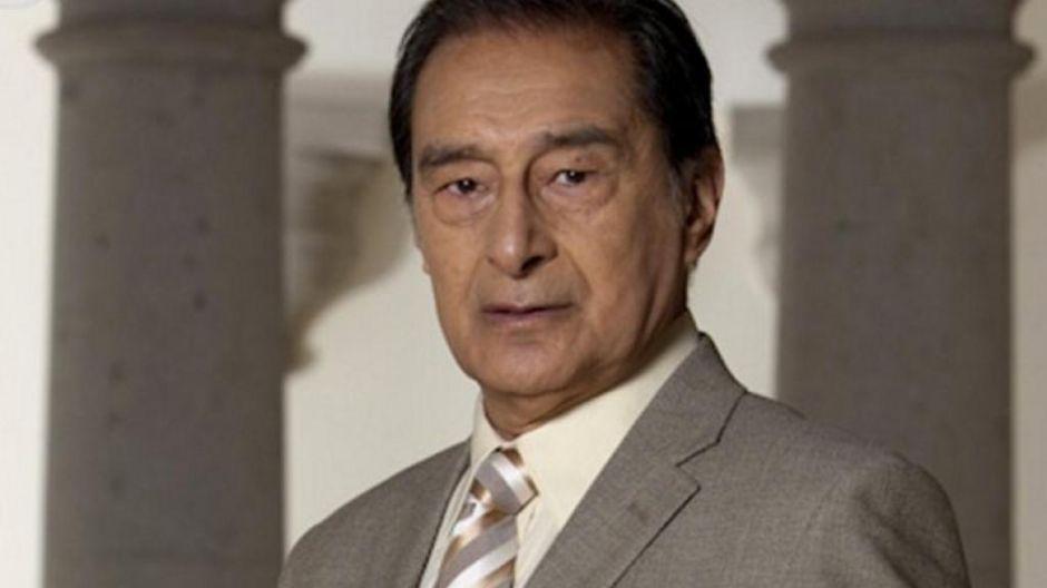 Fallece el actor mexicano Antonio Medellín
