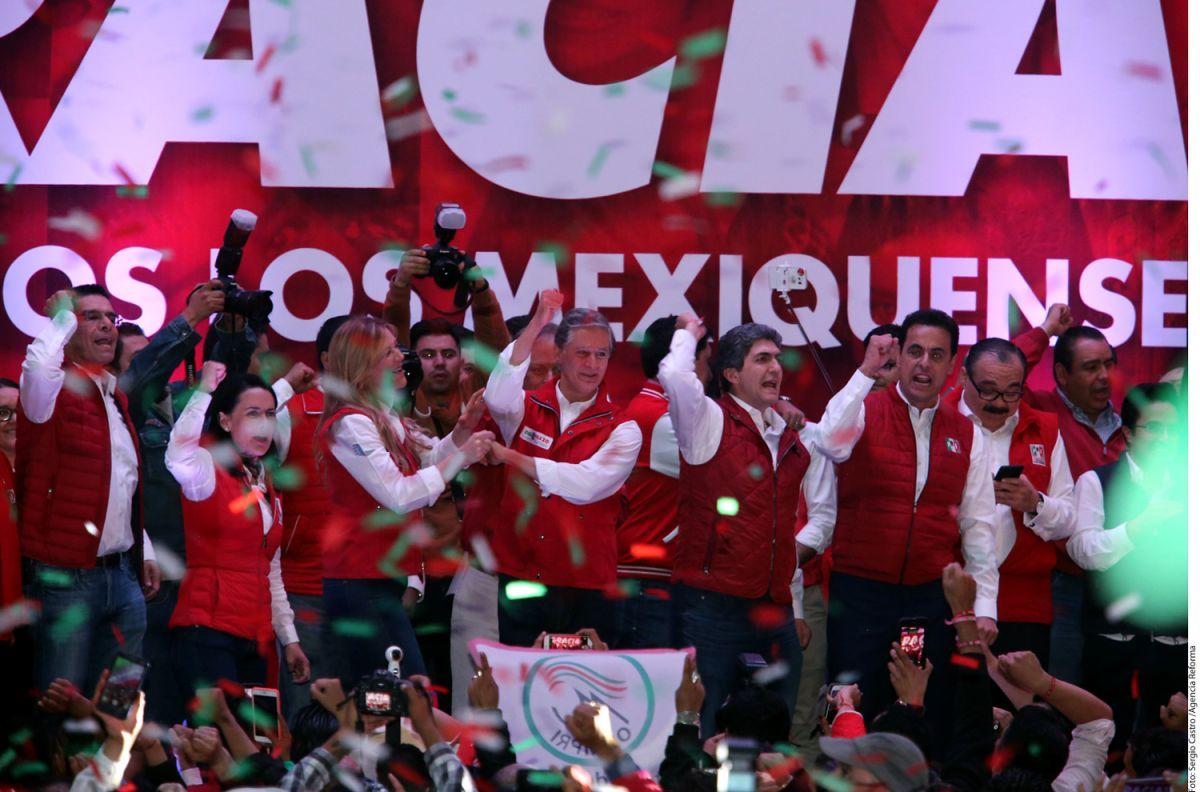 Voto por voto el Estado de México pelea su futuro; PRI y Morena se dicen ganadores
