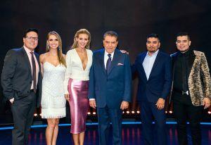 Exclusiva: Don Francisco habla de su año en Telemundo, y de por qué eligió a Raúl González