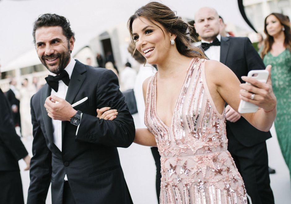 ¿Quién es Pepe Bastón, el millonario esposo de Eva Longoria?