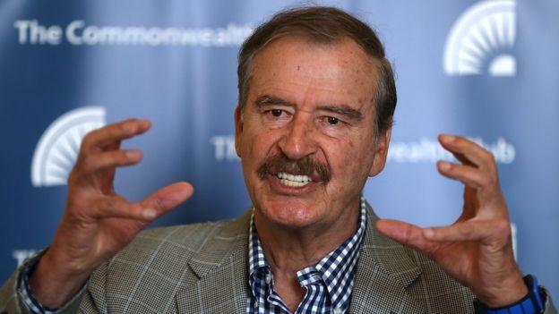 Vicente Fox responde a AMLO, rechaza deber impuestos