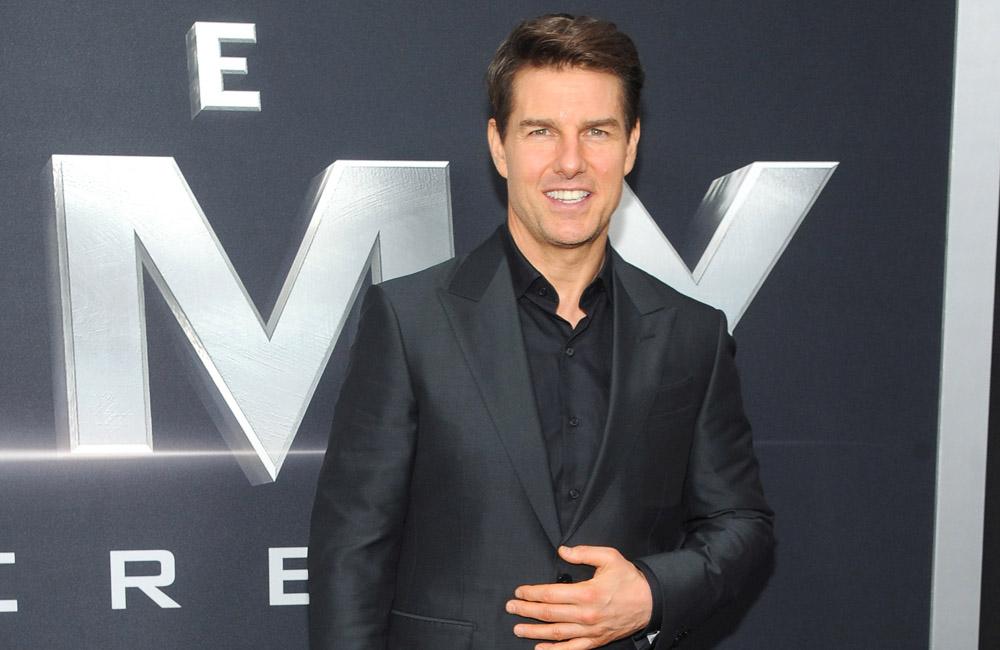 ¿Tom Cruise arriesgó su vida para sacarse una selfie rodando 'The Mummy'?