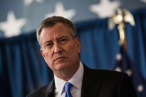 Alcalde de Nueva York asegura que el 20% de los casos de coronavirus llegan de fuera