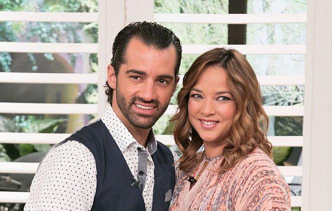 Los tiernos mensajes de Adamari López y Toni Costa en su aniversario de bodas
