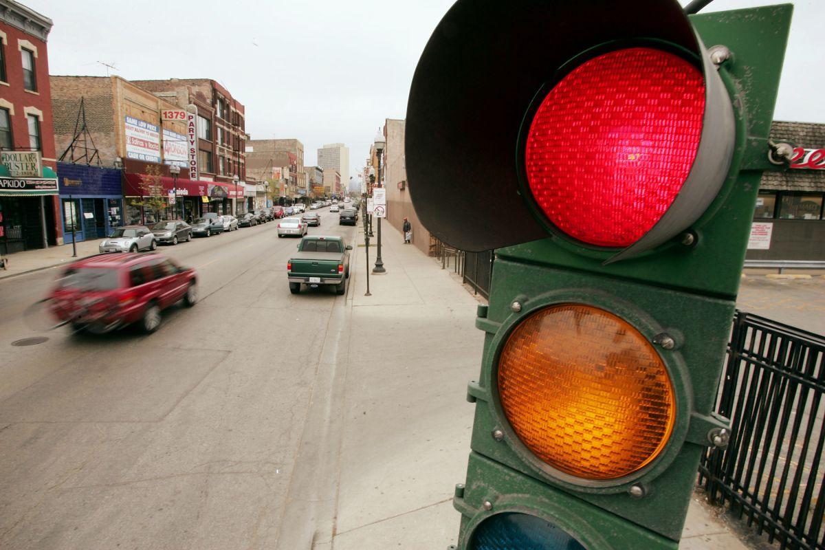 """""""Ángel"""" salva a familia de Arizona cuando un conductor ebrio pasa la luz roja"""