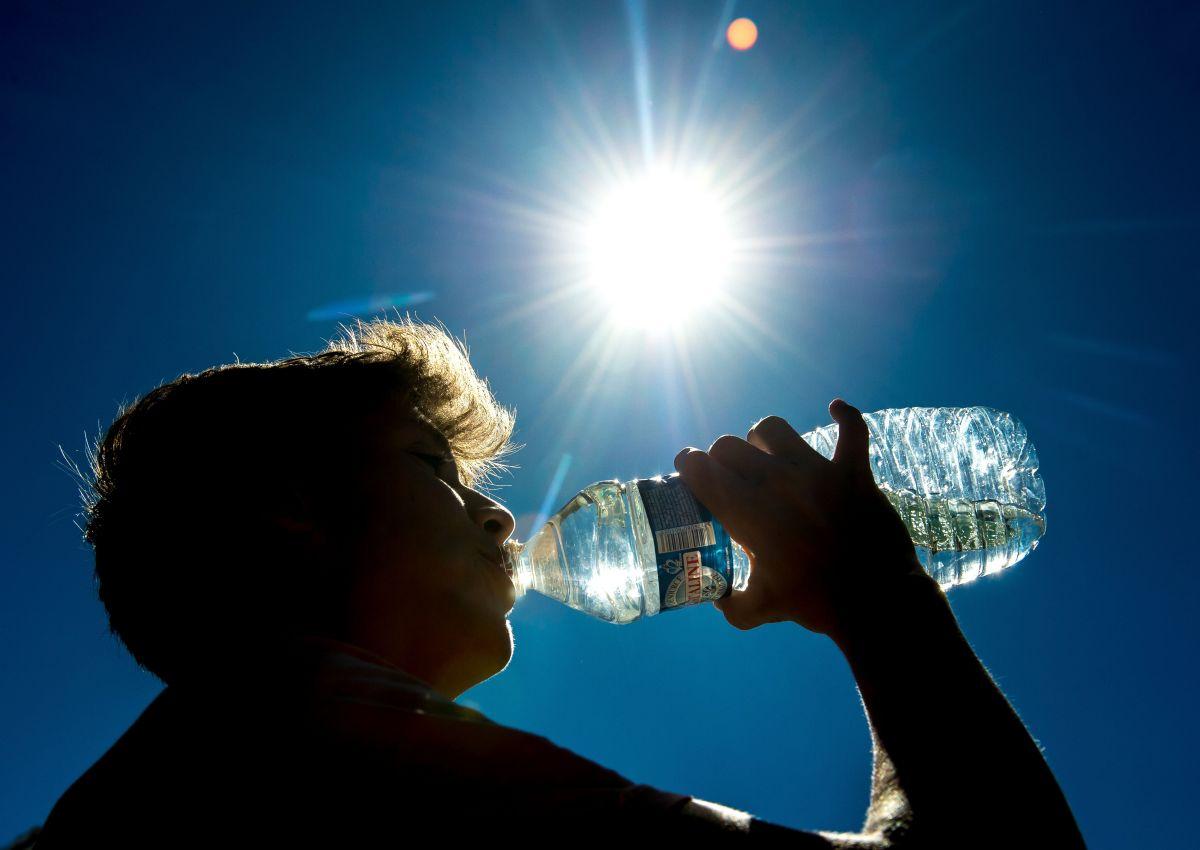 #BuenosDíasLA: Prepárate porque la ola de calor empieza hoy