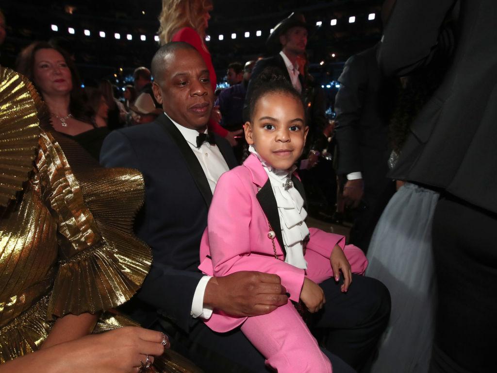 """Jay Z revela lo """"más hermoso"""" que le ha dicho su hija Blue Ivy"""