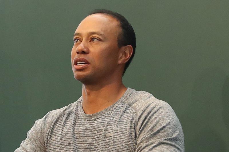 Ya se supo qué tomó Tiger Woods la noche en que lo detuvieron