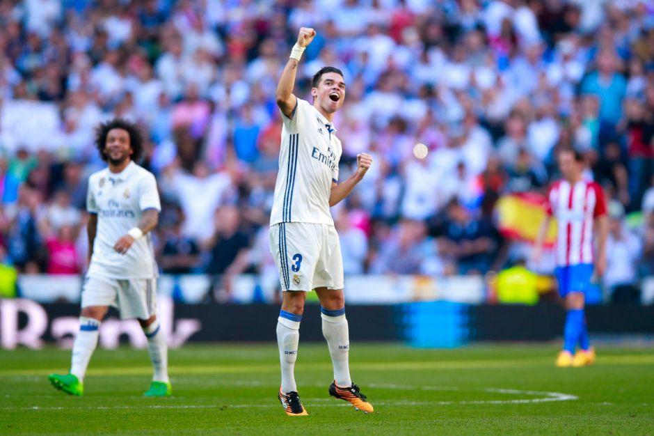 La emotiva carta de despedida de Pepe a la afición del Real Madrid