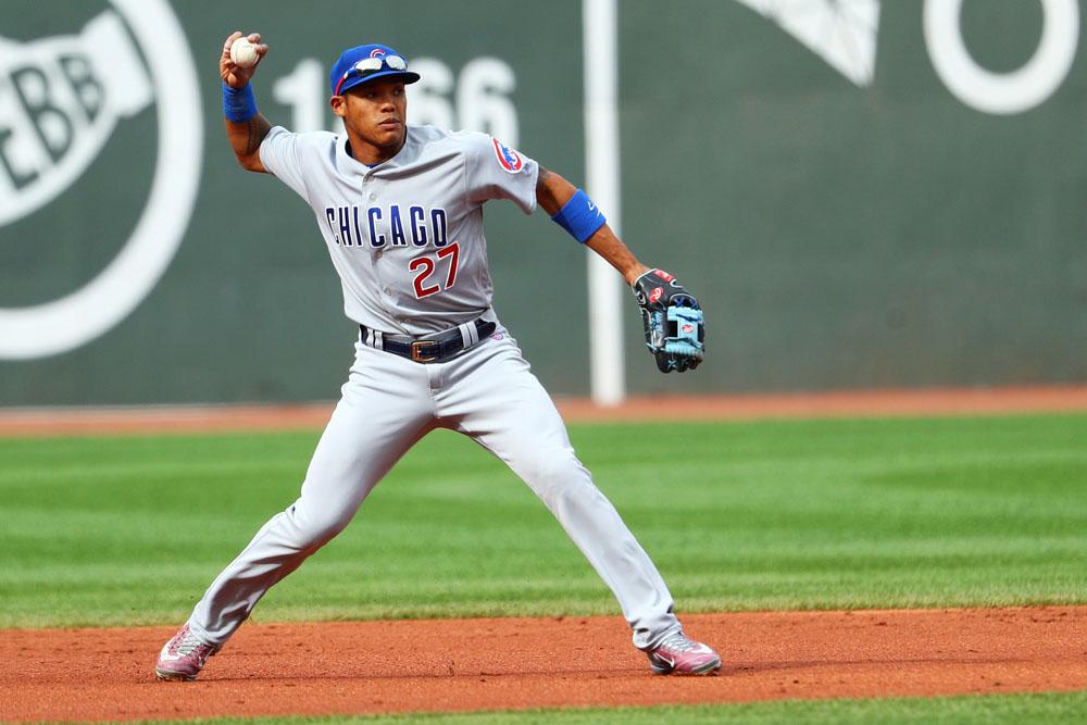 Addison Russel, pelotero de Chicago Cubs, en la mira por violencia doméstica
