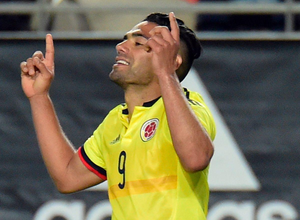 VIDEO: El gol que deja a Falcao como máximo goleador de selección Colombia
