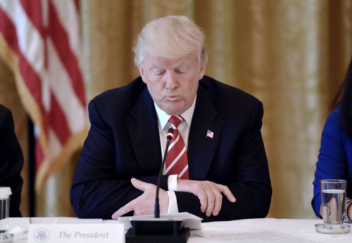 Le llegó la hora a Donald Trump para declarar ante Robert Mueller
