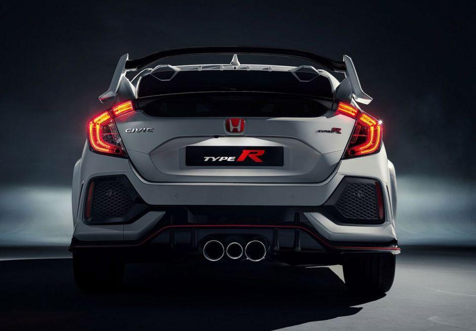 ¿Conoces la camioneta Civic Type R que Honda alguna vez creo?