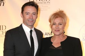 La mujer de Hugh Jackman reacciona a los rumores sobre la homosexualidad del actor