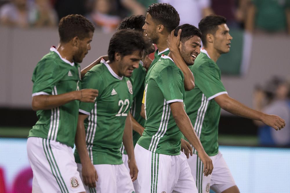 La selección mexicana revela la lista preliminar para la Copa Oro