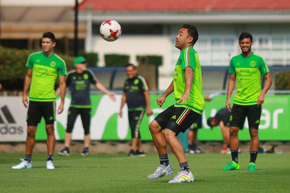 México podría debutar en la Copa Confederaciones con su calificación al Mundial