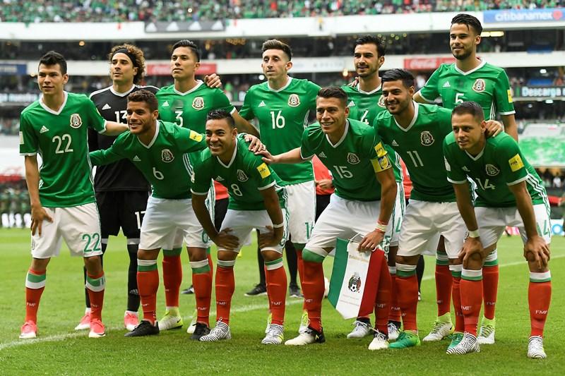 México no es favorito, pero llega como potencia a la Copa Confederaciones 2017