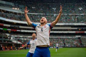 Estados Unidos le sacó un empate de oro al Tri en el Estadio Azteca