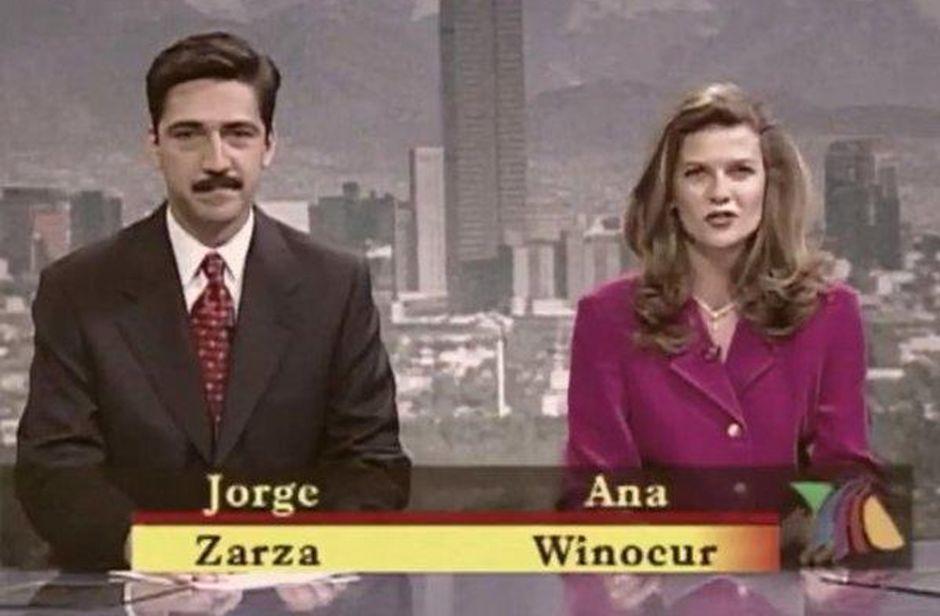 Jorge Zarza se despide de Ana Winocur tras su muerte