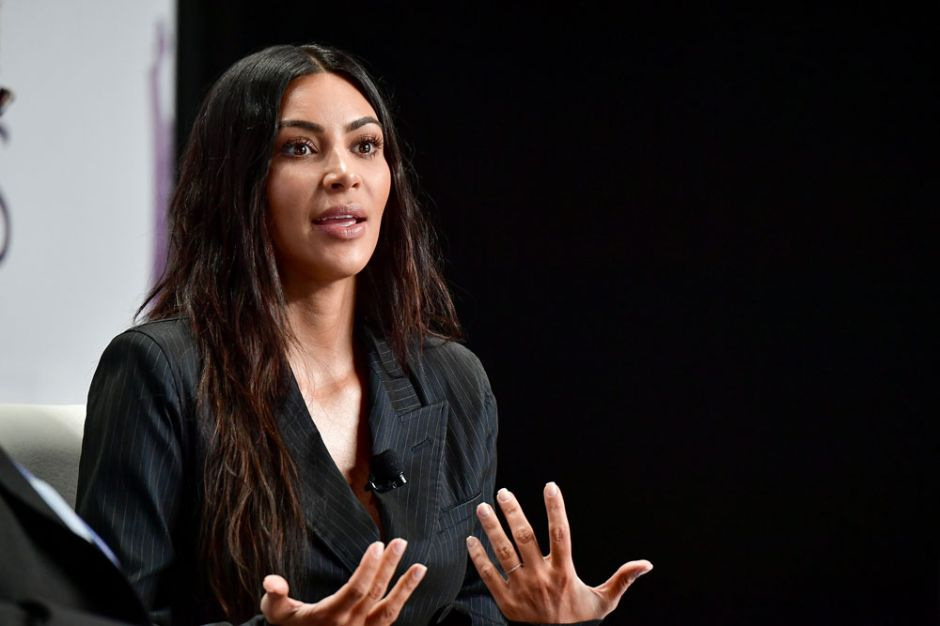 Kim Kardashian y su familia evacuan su casa a raíz de los incendios en California