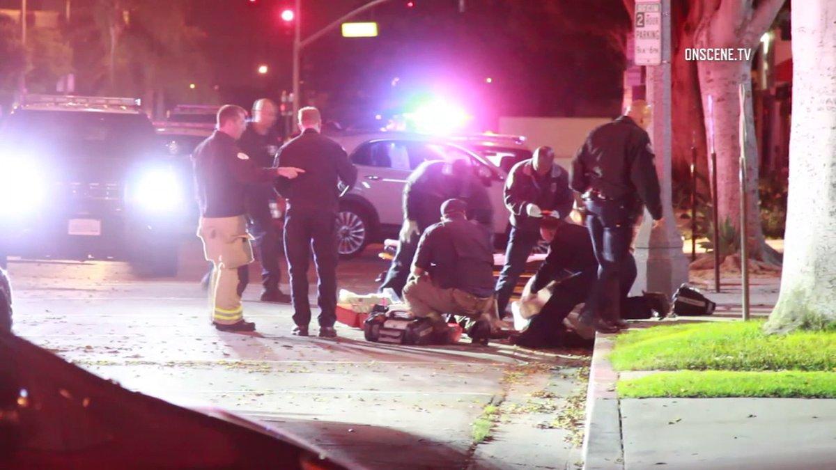Policía de Long Beach mata a perro que atacó a su dueña