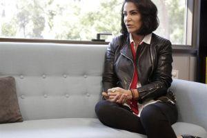 """Lydia Cacho: """"Somos corresponsales de guerra en nuestro propio país"""""""