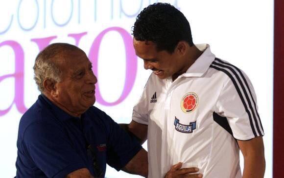 Muere Marcos Coll, autor del único gol olímpico en Mundiales