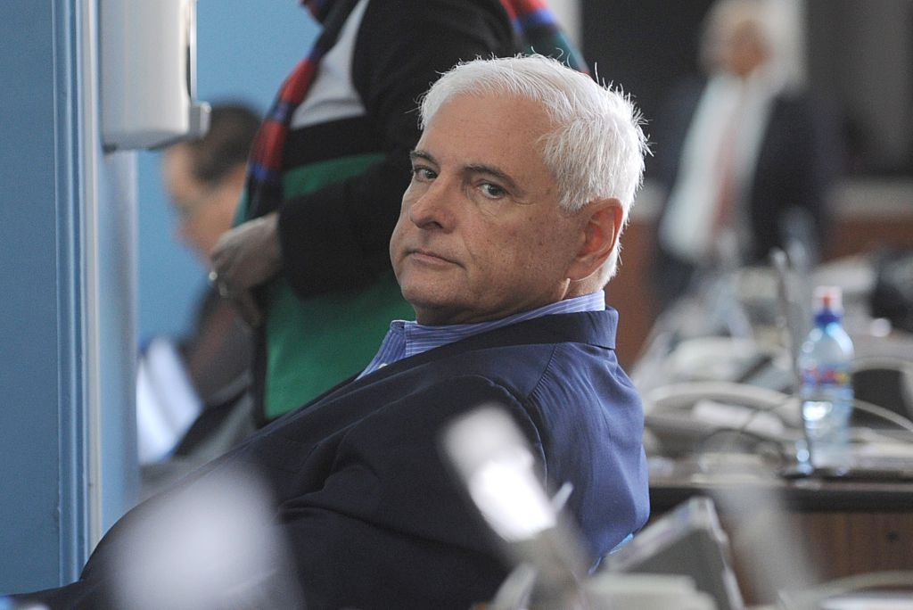 Detienen en EEUU al expresidente de Panamá, Ricardo Martinelli