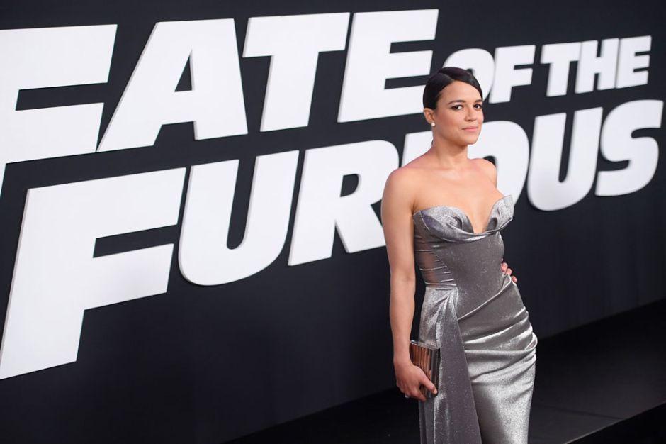 La condición que puso Michelle Rodríguez para ser parte de 'Fast and Furious 9'