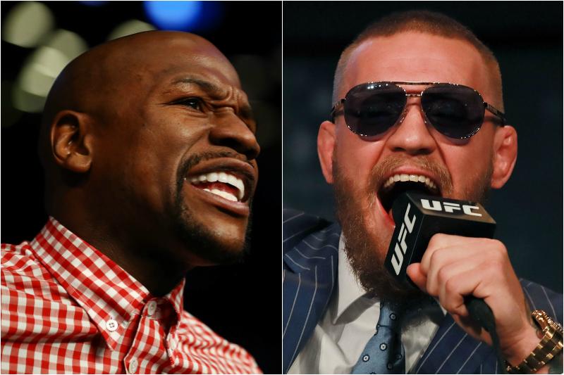 La gira de la pelea Mayweather vs. McGregor pasará por LA y NY