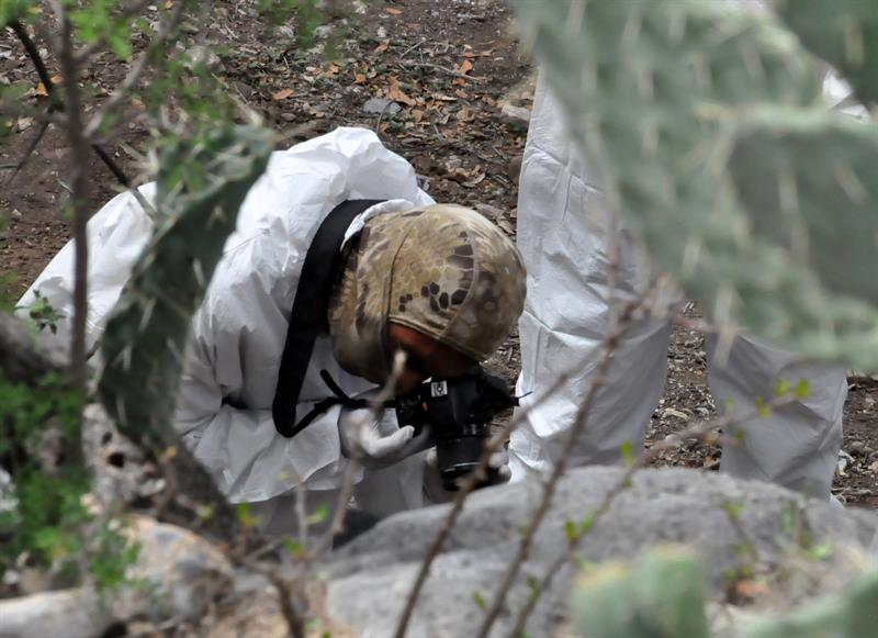 México: Criminales entregan el mapa de una fosa clandestina a madres de Veracruz