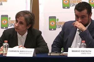 Periodistas condenan y reaccionan ante presunto espionaje del gobierno mexicano