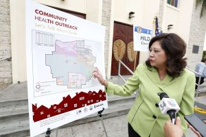 Voluntarios y empleados del condado visitarán hogares afectados por Exide