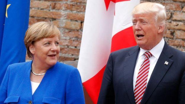 Merkel_Trump