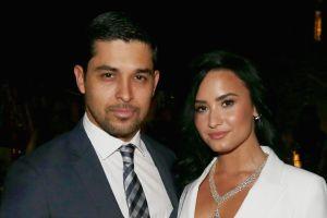Demi Lovato menciona por primera vez la futura boda de su ex Wilmer Valderrama