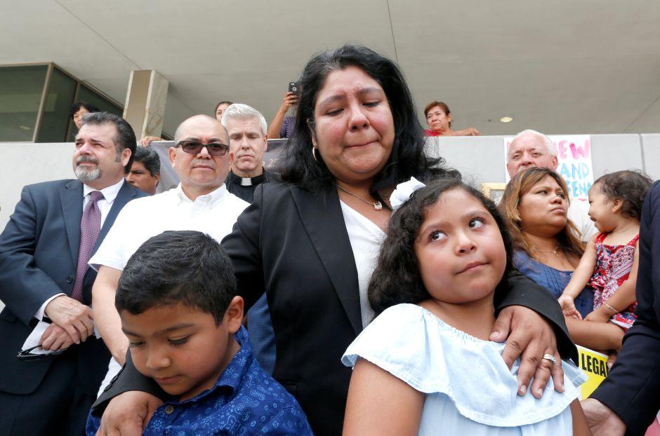 Arrestan a pastor evangélico de Los Ángeles cuando acudía a una cita de migración