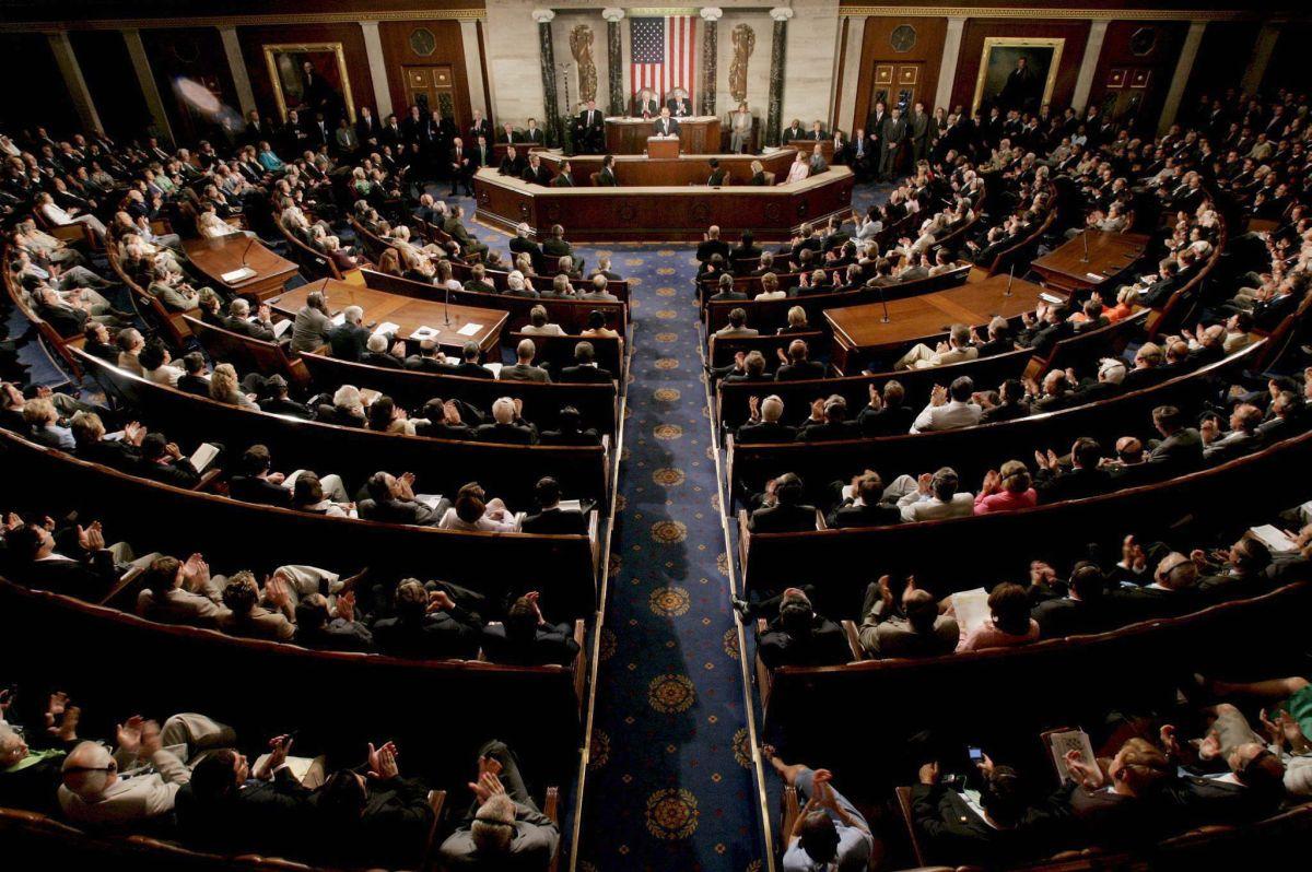 Los demócratas en la Cámara de Representantes buscan aprobar el paquete de estímulo este viernes