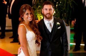 Esposa de Lionel Messi, Antonella Roccuzzo, calienta Instagram con la tanguita de su bikinazo