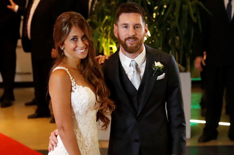 El amor de Lionel Messi y Antonella Roccuzzo