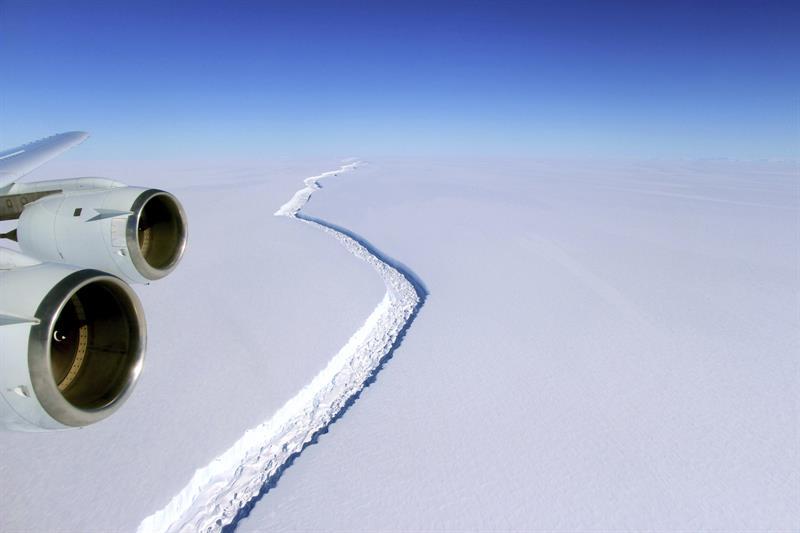 ¿Qué consecuencias traerá el desprendimiento del iceberg de la Antártida a EEUU y al mundo?