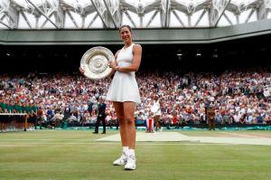 Garbiñe Muguruza vence a Venus Williams y se corona campeona en Wimbledon