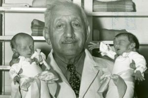 Martin Couney, el hombre que salvó miles de bebés prematuros exhibiéndolos en ferias