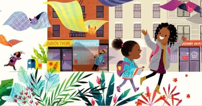 """Lola, la protagonista de """"Islandborn"""", es una niña dominicana."""