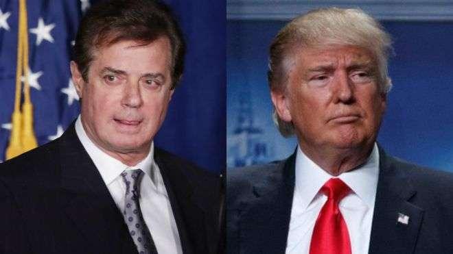 Arresto domiciliario y fianza de diez millones de dólares contra jefe de campaña de Trump