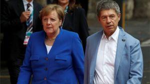 """Joachim Sauer, el enigmático esposo de la mujer """"más poderosa del mundo"""""""