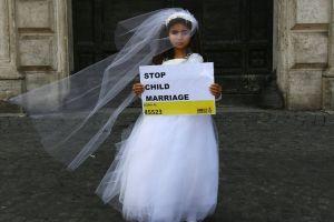 ¿Cuáles son los países donde es más común el matrimonio infantil?